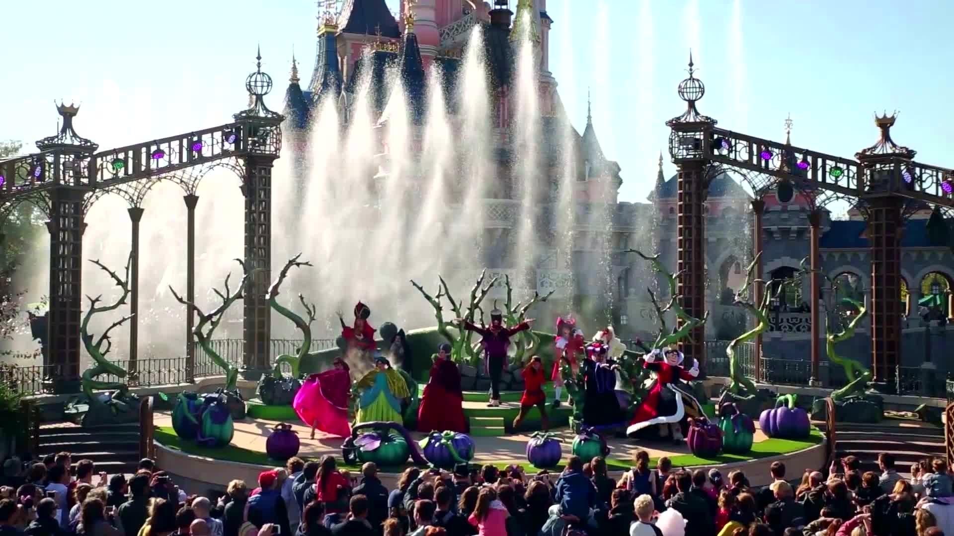 Disneyland® Paris ¿Eres de los buenos o de los malos?