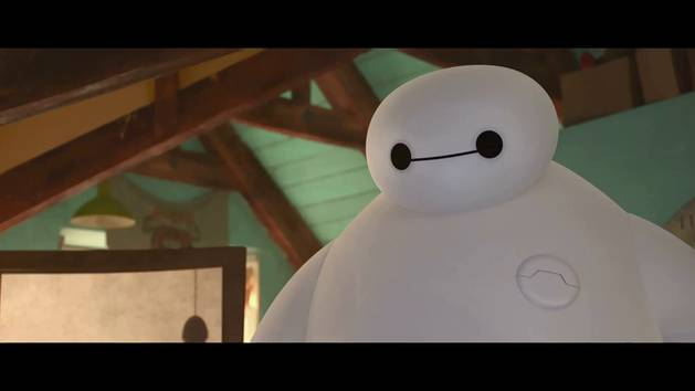 Big Hero 6 - Backstage - Virginia Raffaele
