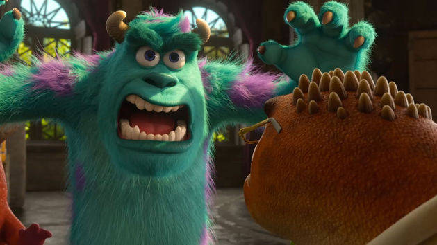 Knight School - Monsters University Blu-ray Clip