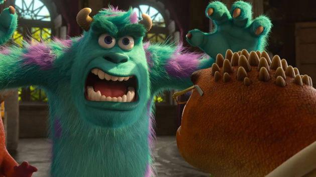 Knight School - Monsters University Blu-ray Clip