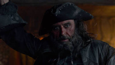 Blackbeard and the Mutineers