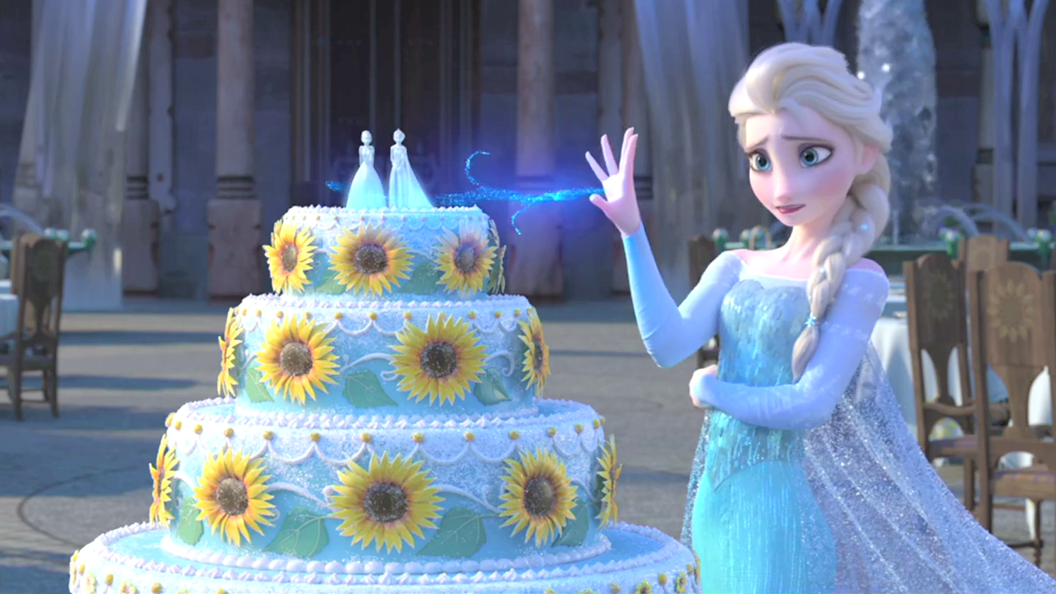Frozen Fever Promo