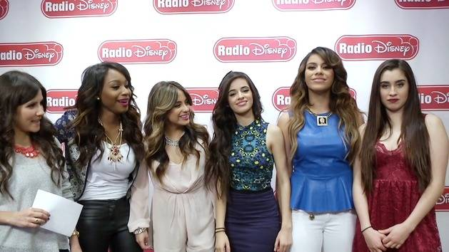 Fifth Harmony on RDMA - Radio Disney Q & A