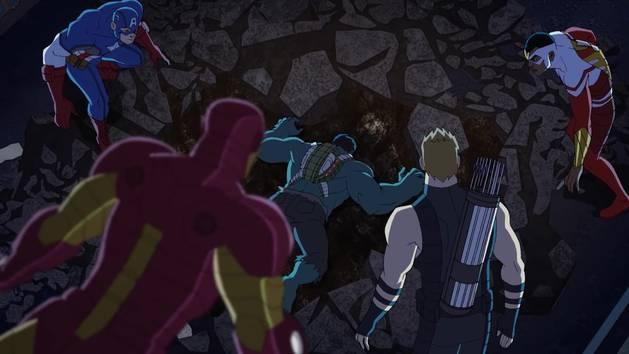 Avengers Assemble - Bloedbroeders