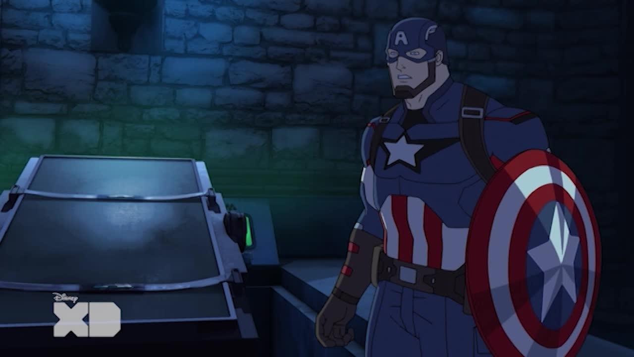 Avengers Ultron Revolution - Il Barone