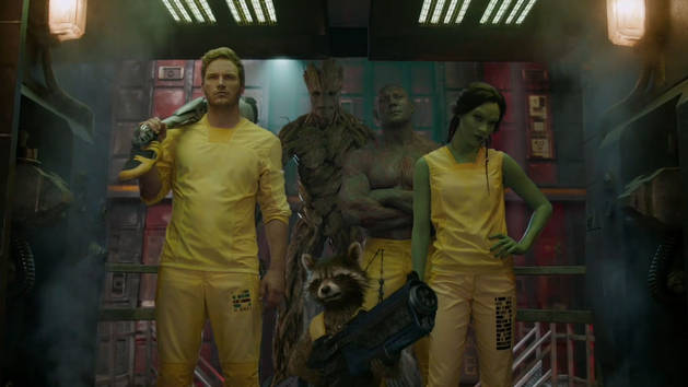 Guardians of the Galaxy - Anti Heroes