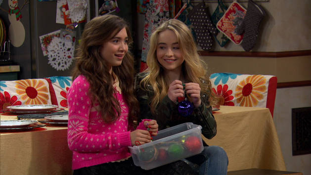 Clip: Girl Meets Home for the Holidays