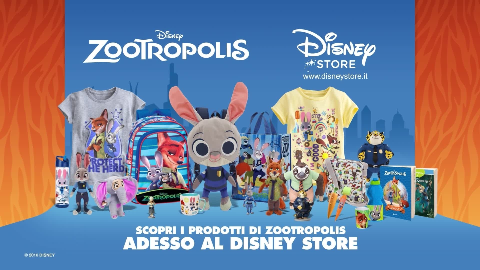 Zootropolis al DisneyStore