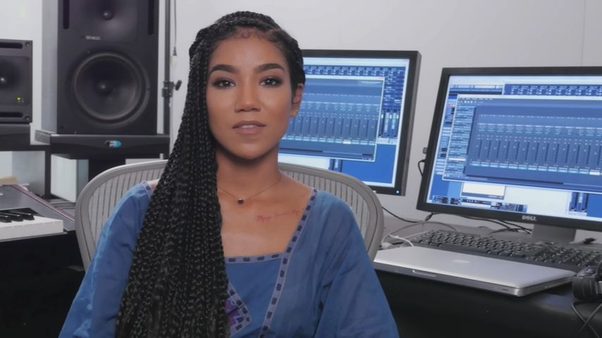 "Jhené Aiko- Track Selection- ""We Love Disney"