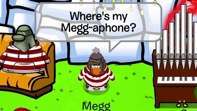 Ep. 23 - Megg Takeover -  #WaddleOn - Club Penguin