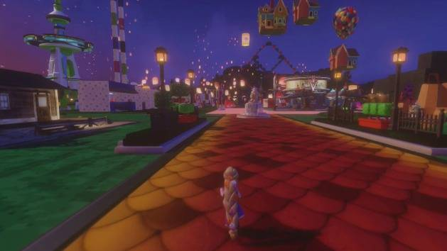 Carnival of Love - DISNEY INFINITY Toy Box
