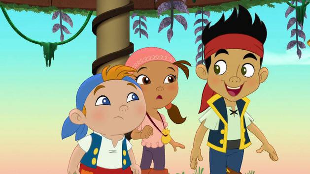 Yei y los piratas del pais de nunca jamas imagui for Yei y los piratas de nunca jamas