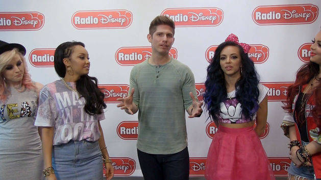 Little Mix - Celebrity Take with Jake