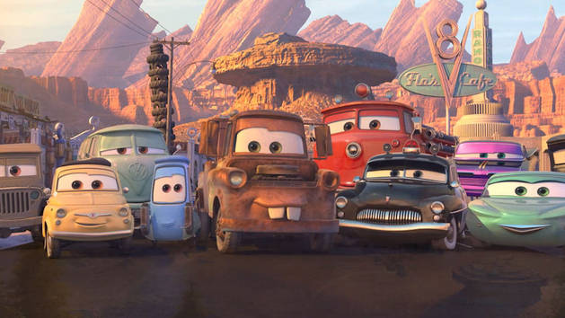 Cars - Io sono velocità