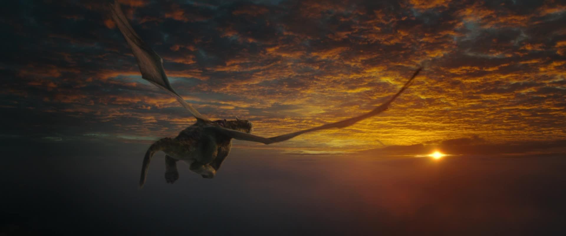 Pete și Dragonul - trailer 2