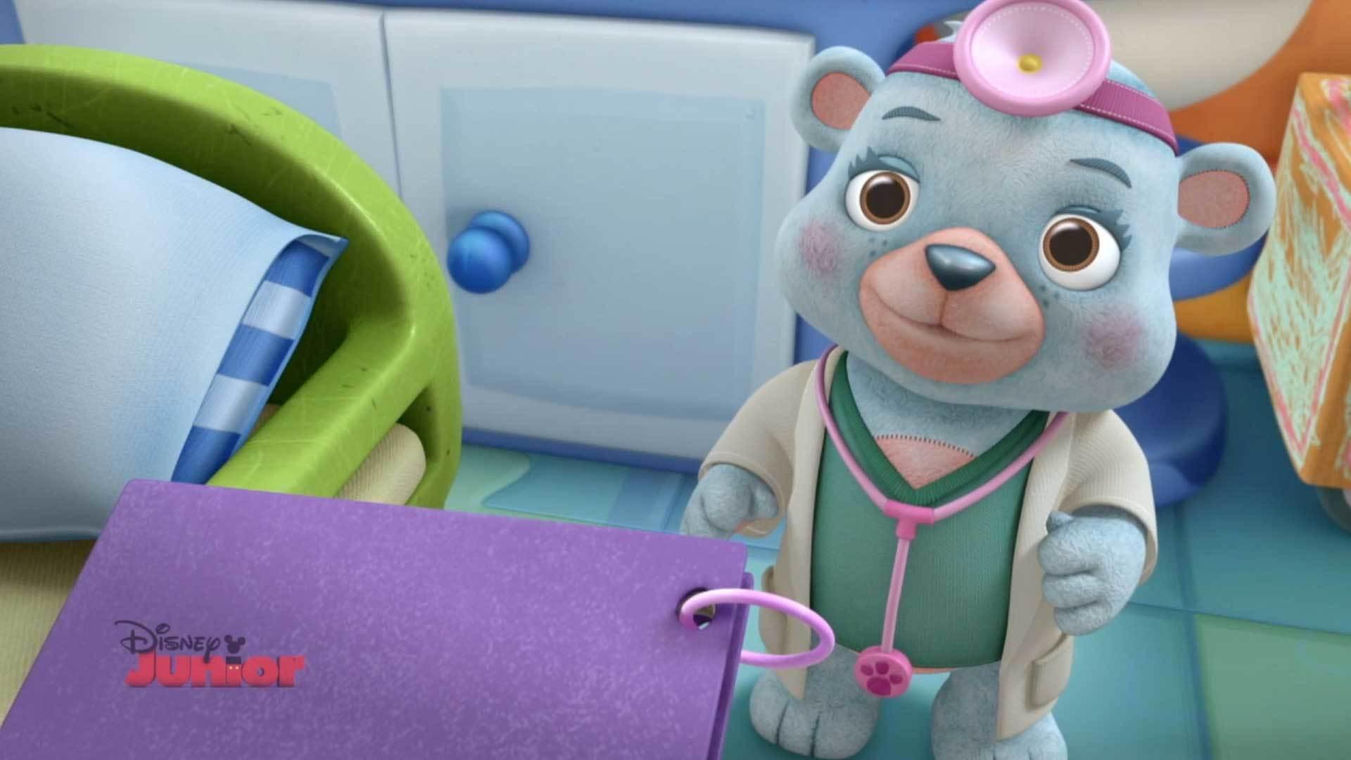 Doctorița Plușica - Și tu poți fi doctor