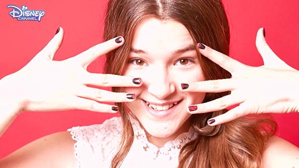 Modowe wyzwanie Minnie - Stylowe paznokcie