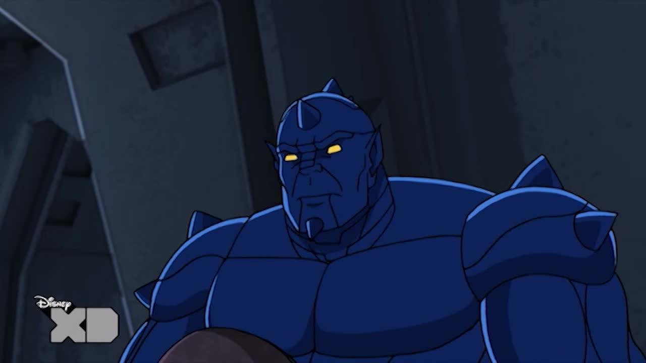 Hulk e gli agenti dello S.M.A.S.H. - clip dall'episodio 37