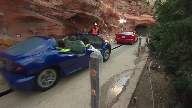 Cars Land: Radiator Springs Racers