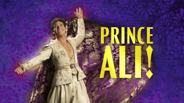 Prince Ali - Official Lyric Video - ALADDIN on Broadway