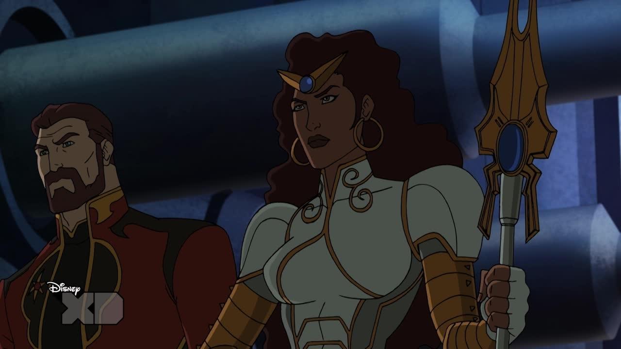 Guardiani della Galassia - la sorella di Peter