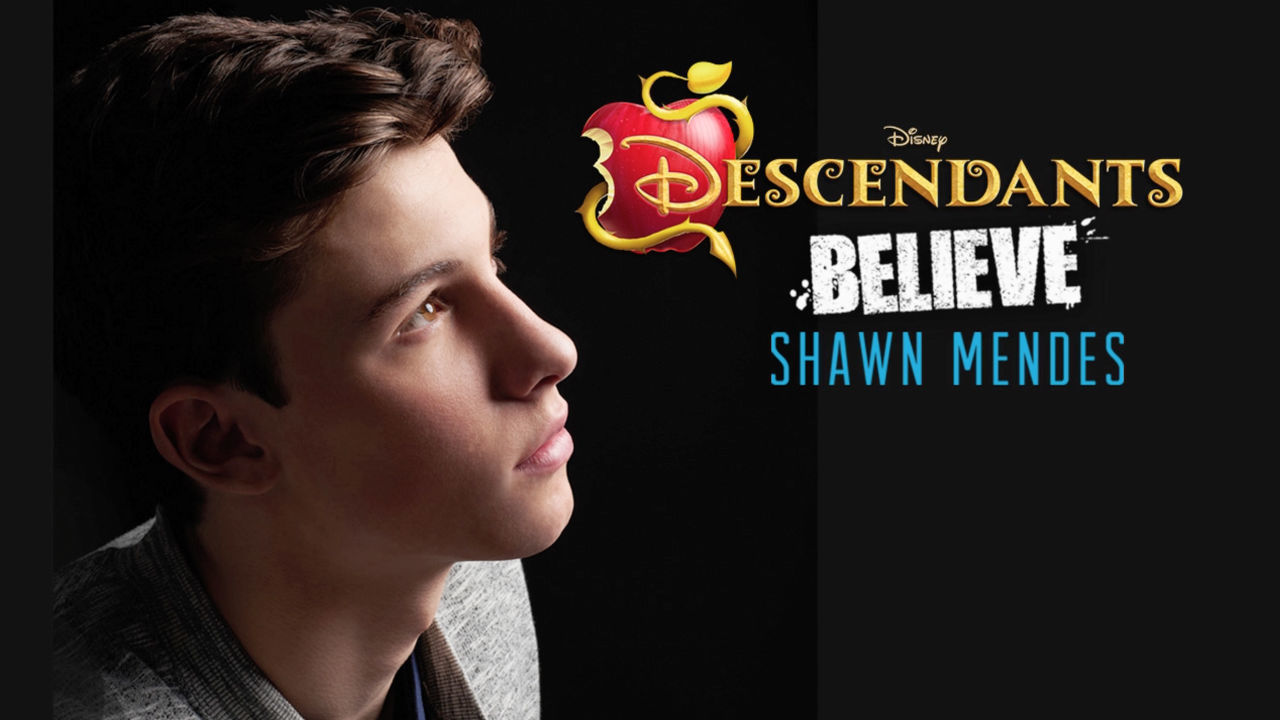"""Believe"" (From ""Descendants"") (Audio) - Shawn Mendes"