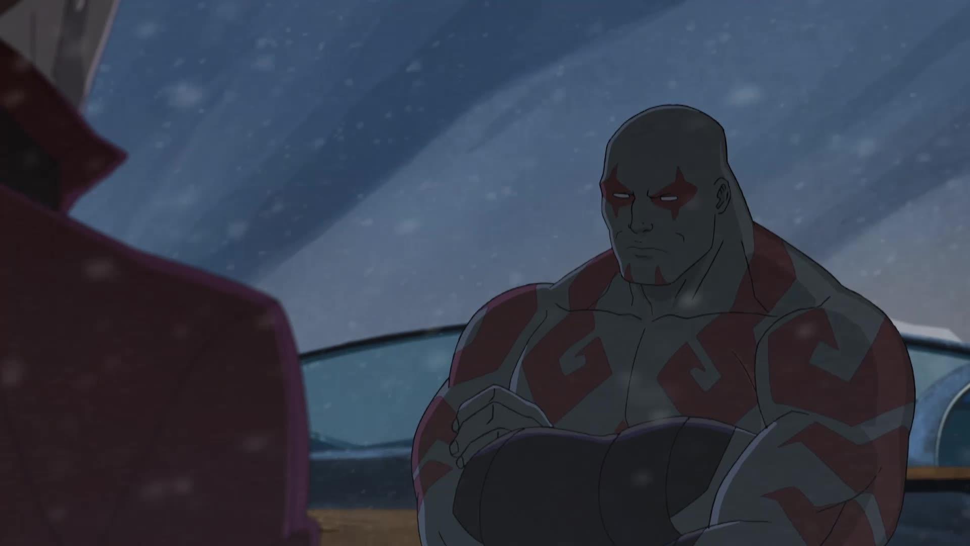 Guardians of the Galaxy - Aflevering 25 - Seizoen 1