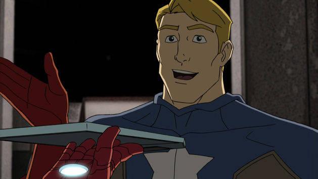 Los Vengadores: Súper Adaptoide, parte 2