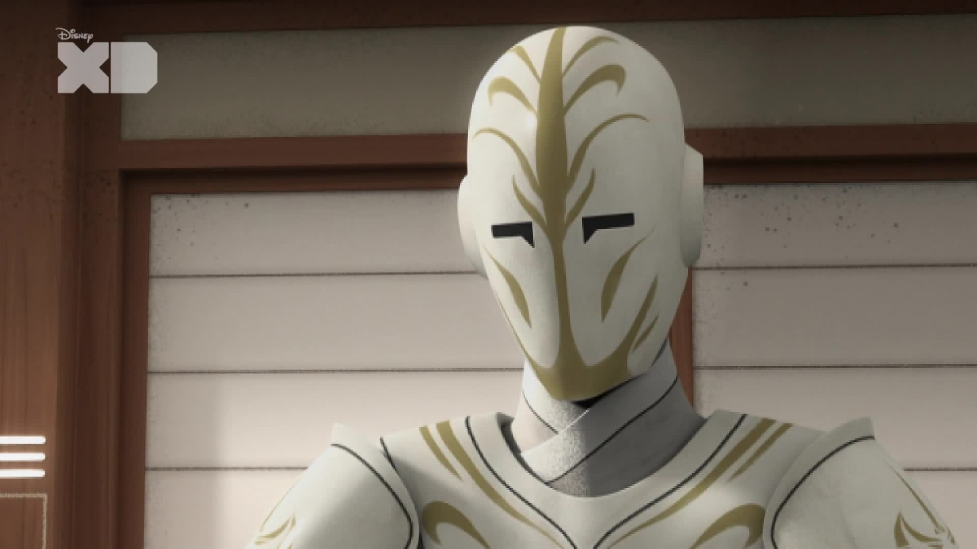 Shroud of Darkness - Star Wars Rebels - ZA