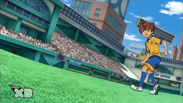 Inazuma eleven le trampoline du tonnerre premi res - Disney xd inazuma eleven ...