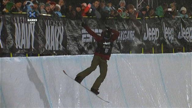 Women's Snowboard Superpipe Final - Kelly Clark