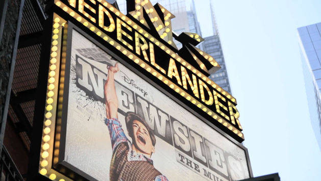 Newsies: Disney's Newsies and the 2012 Tony® Awards