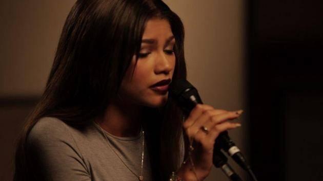 """""""Replay"""" (Acoustic) - Zendaya"""