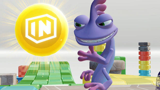 Toy Box Adventure: Disney Infinity