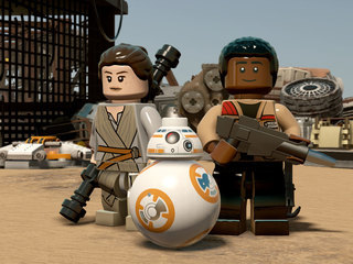 The Bricks Are Calling to You: Inside LEGO Star Wars: The Force Awakens