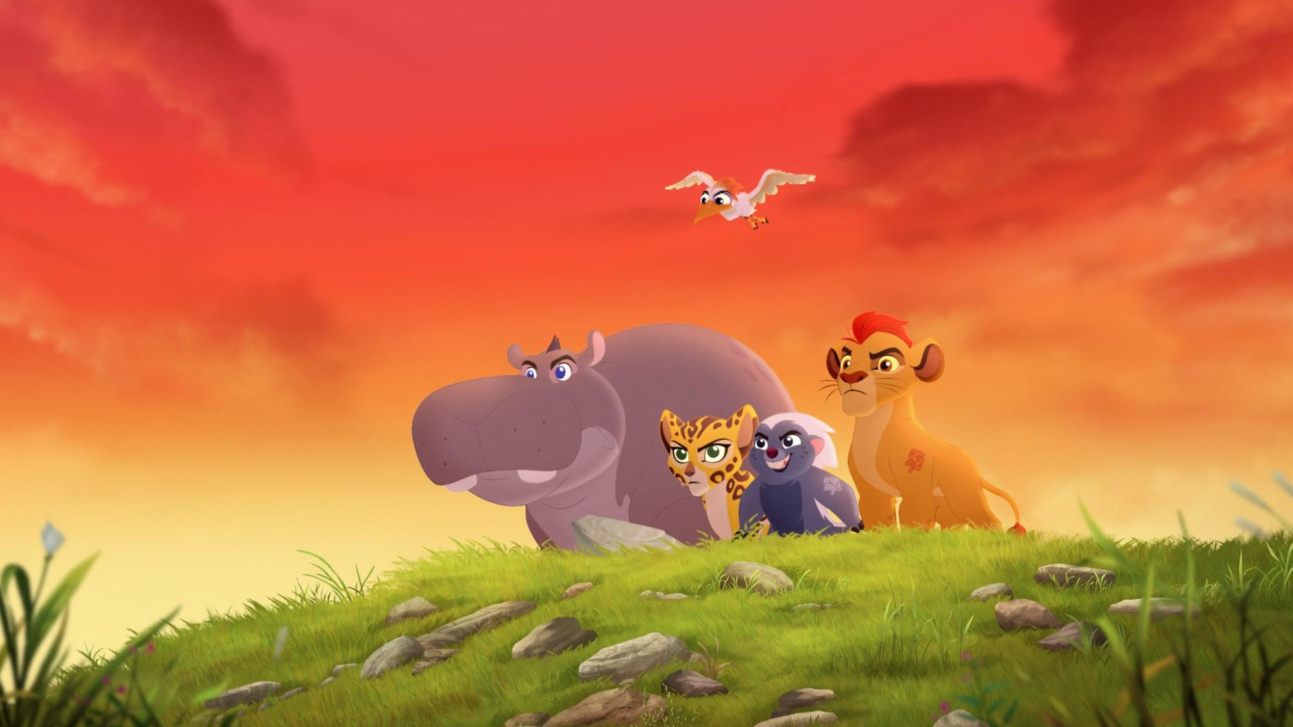 Sorpresas ocultas - La Guardia del León