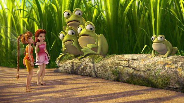 No Croaking Around - Disney Fairies Shorts