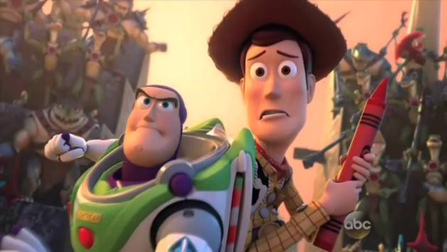 Disney Pixar's Toy Story That Time Forgot Trailer
