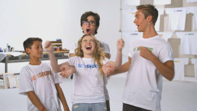 Disney Channel Stars on Bullying Prevention (:30)