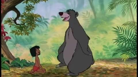 Jungle Book - Bare Necessities