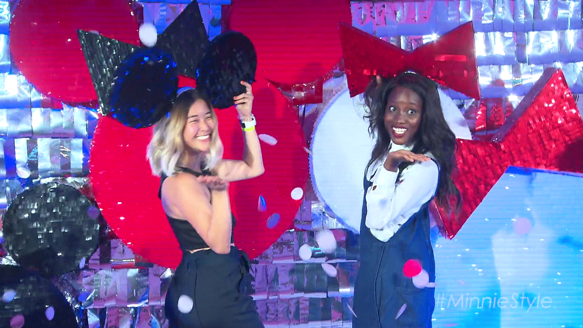 Go Inside the MinnieStyle Room at Refinery29's New York Fashion Week Event - Disney Style