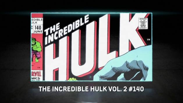 Comics Close-Up: The Incredible Hulk