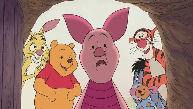 Piglet's Party | The Mini Adventures of Winnie The Pooh