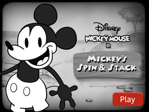 Mickey: Spin and Stack