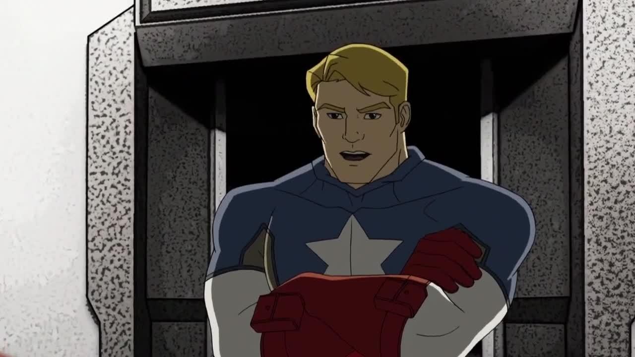 Pochodzenie: Kapitan Ameryka