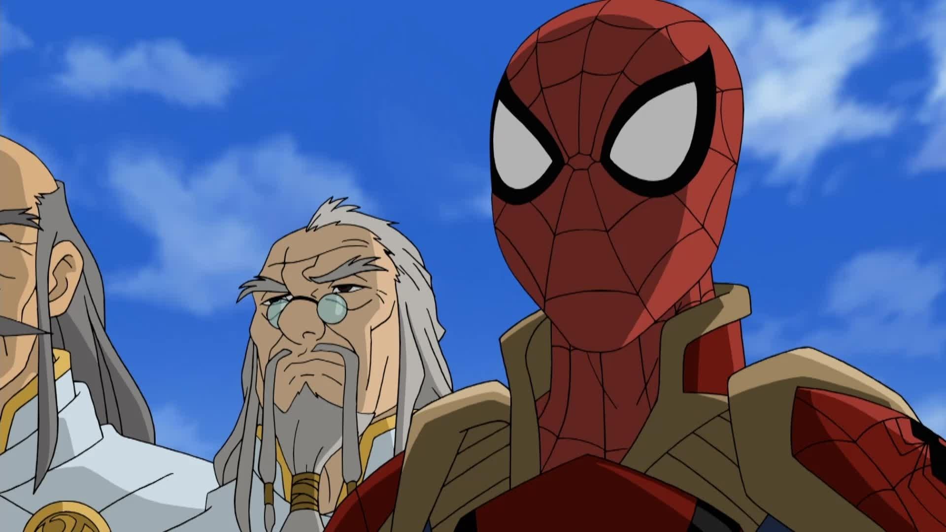 Ultimate Spider-Man - Aflevering 39 - Seizoen 2