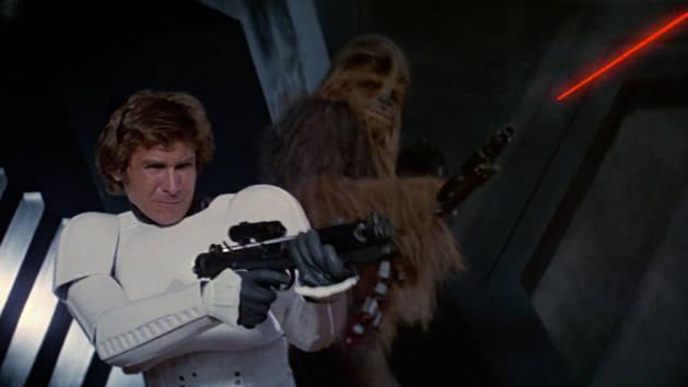 Star Wars - Rädda prinsessan