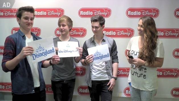 Disneyland vs. Walt Disney World with Before You Exit - Radio Disney