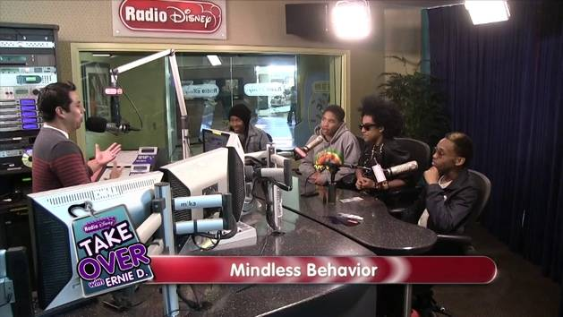 Mindless Behavior - Take Over with Ernie D.