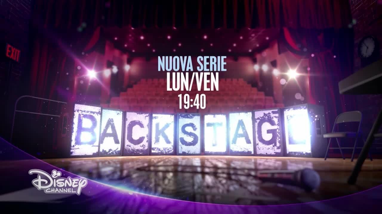 Backstage dal Lunedì al Venerdì